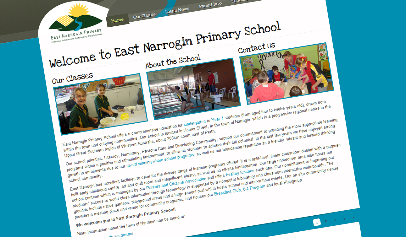 East Narrogin Primary School